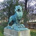 Le Lion de Nubie et sa proie by Auguste Cain, Paris 2012 04.jpg