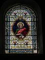 Le Mêle-sur-Sarthe (61) Église Notre-Dame-de-l'Assomption Vitrail 11.JPG