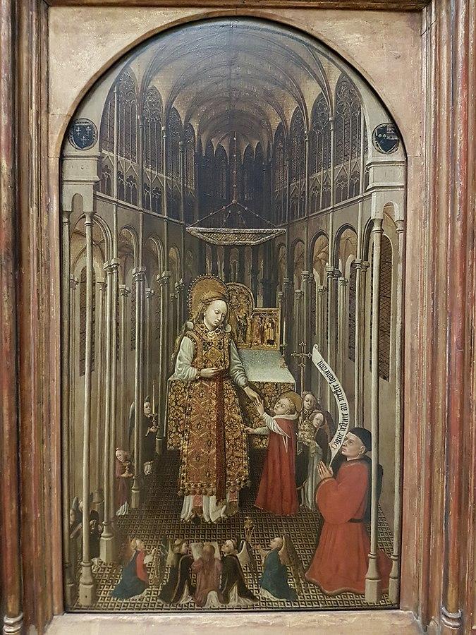 The Priesthood of the Virgin