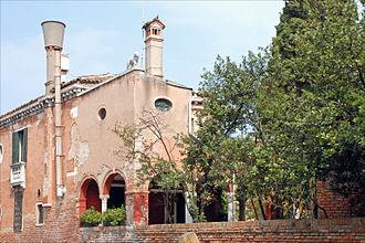 Aspasia Manos - The Garden of Eden villa, Venice