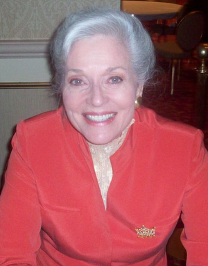 Lee Meriwether - Lee Meriwether at the Miss America 2008 pageant