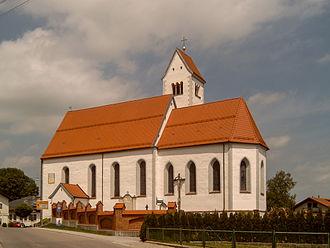 Lengenwang - Saint Wolfgang Church
