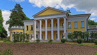 Gorki Leninskiye - Main house of the estate
