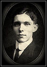 Levitt Luzern Custer in the 1909 Otterbein University yearbook.jpg