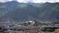 Lhasa from the Pabonka Monastery.JPG