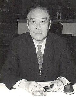 Chang Li-sheng Chinese politician