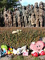 Lidice Memorial - Memorial to Child Victims of War - By Marie Uchytilova - Near Prague - Czech Republic - 02.jpg