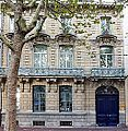 Lille, Hôtel Delbecque 105 boulevard de la Liberté(PA00107598).jpg
