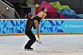 Lillehammer 2016 - Figure Skating Pairs Short Program - Justine Brasseur and Mathieu Ostiguy 3.jpg