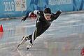Lillehammer 2016 - Speed skating Men's 500m race 1 - Kazuki Sakakibara.jpg