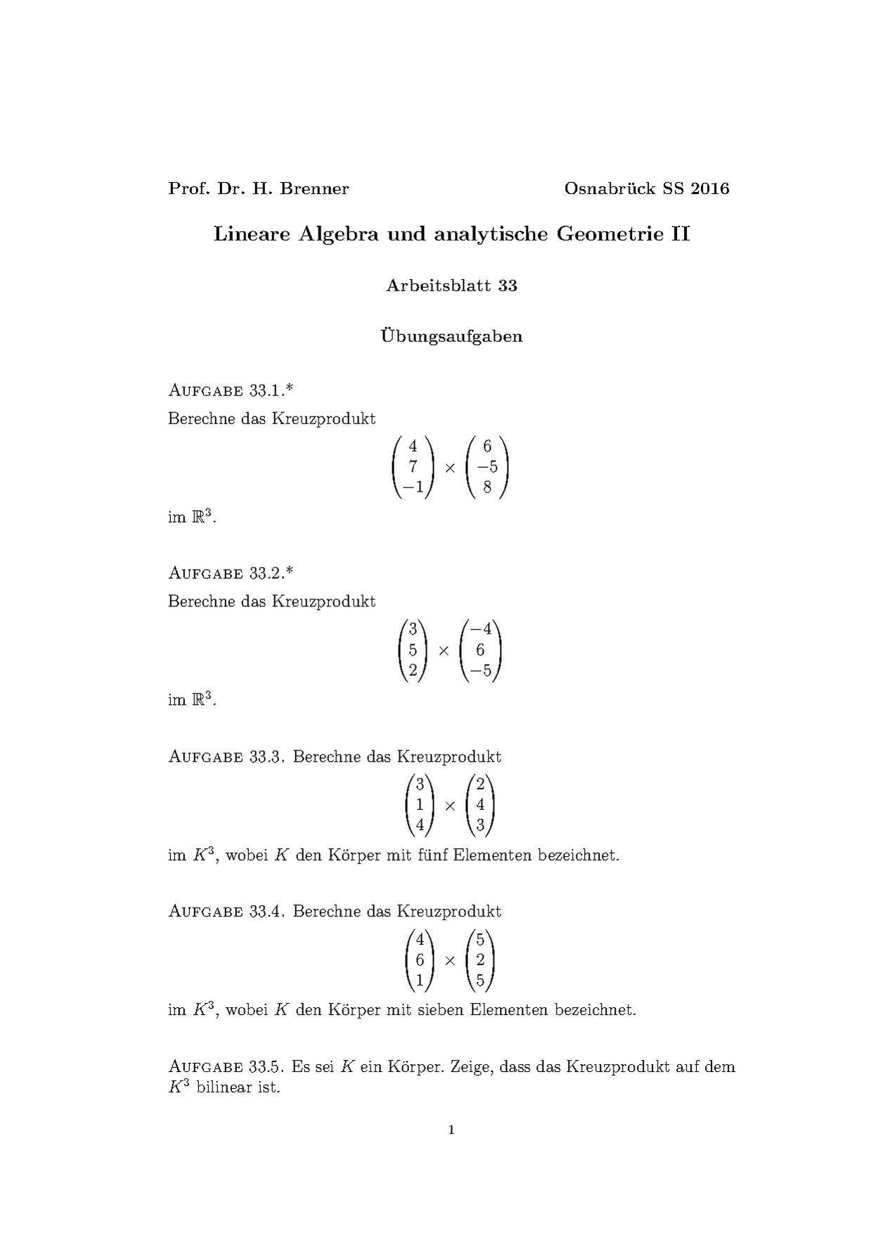 File:Lineare Algebra (Osnabrück 2015-2016)Teil IIArbeitsblatt33.pdf ...