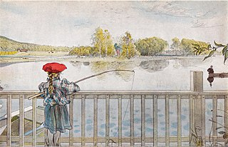 Lisbeth Angling. From A Home (26 watercolours)
