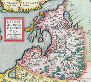 Livonia in the 15th century