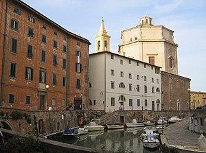 Santa Caterina (Livorno) - View of the church