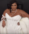 Lizzo Grammys Red Carpet 2020.png