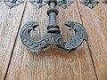 Llamador en la puerta de la iglesia de Castril (45261080302).jpg