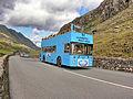 Llanberis Pass shuttle bus (ODV 203W), 2 August 2005.jpg