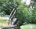Llanddyn Lift Bridge, Shropshire Union Canal - geograph.org.uk - 368956.jpg