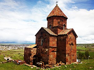 Artik - Lmbat Monastery, 7th century