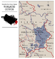 Location map of the Torlakian dialect of Serbia.png