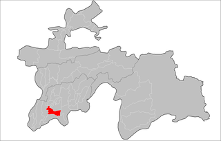 Jaloliddin Balkhi District Place in Khatlon Region, Tajikistan