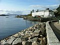Lochalsh Hotel and The Skye Bridge - geograph.org.uk - 348219.jpg