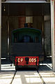 Locotractora CP 005 no Museu Nacional Ferroviário (18923475215).jpg