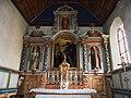 Locquénolé 6 Le maître-autel de l'église paroissiale.JPG