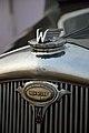 Logo and Radiator Cap - Wolseley 14 - 1947 - 14-60 hp - 6 cyl - Kolkata 2013-01-13 2908.JPG