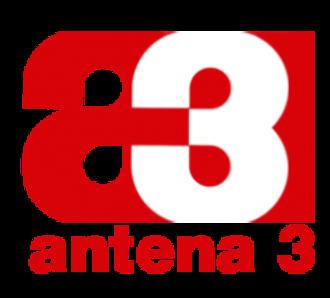 Antena 3 Radio - Image: Logotipo genérico de Antena 3 Radio y Televisión en 1982