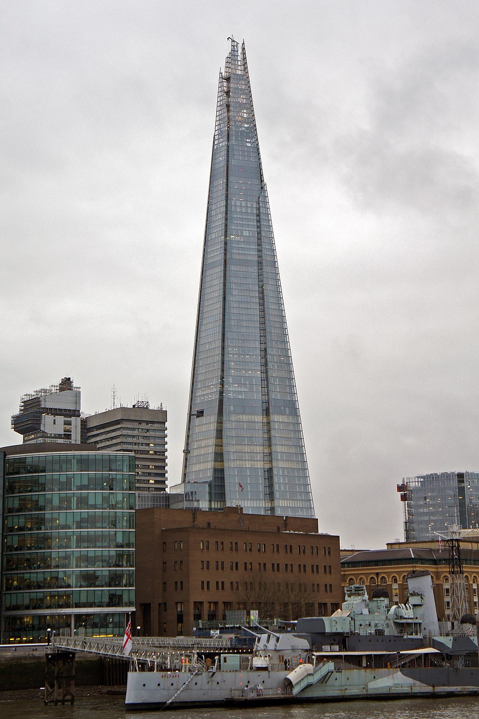 London 01 2013 The Shard 5426