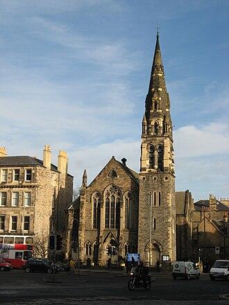 John Starforth - London Road Parish Church, Edinburgh