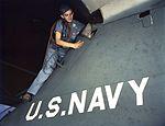 Lorena Craig is cowler under civil service at the Naval Air Base, Corpus Christi1a34901v.jpg