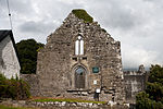 Lorrha Priory of St. Ruadhan West Gable 2010 09 04.jpg