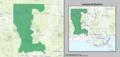 Louisiana US Congressional District 4 (since 2013).tif