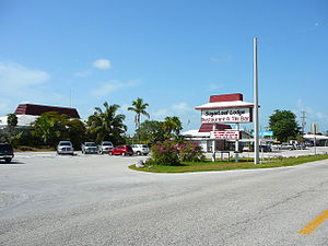Sugarloaf Lodge on U.S. 1 in Sugarloaf Shores