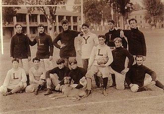 State Field - Image: Lsu tigers 1895