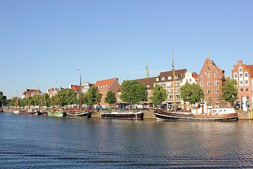 Lubeck Museumshafen