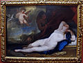 Luca giordano, venere dormiente con cupido e satiro, 1663, D'AV259.JPG