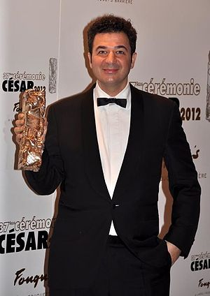 Ludovic Bource - Bource at the 37th César Awards