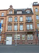 Architekten Ludwigshafen liste der kulturdenkmäler in ludwigshafen südliche innenstadt