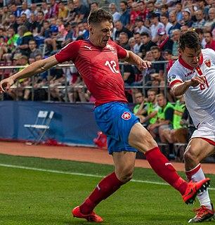 Lukáš Masopust Czech soccer player
