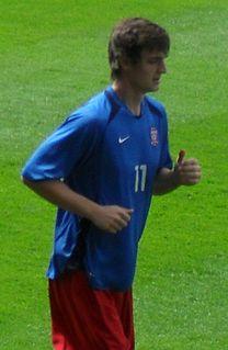 Luke Waterfall English footballer