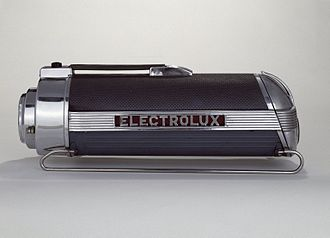 Electrolux - Image: Lurelle Guild. Vacuum Cleaner, ca. 1937