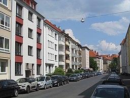 Lutherstraße, 3, Südstadt, Hannover