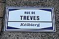 Luxembourg, rue de Trèves - Kéibierg - nom de rue.jpg