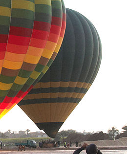 Preparing Passengers For Hot Air Balloon Flights