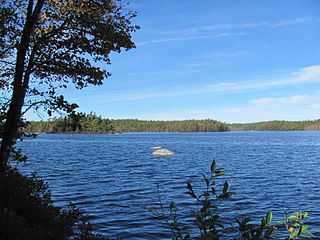 Luxton Lake (Nova Scotia) lake in Nova Scotia, Canada