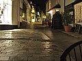 Lyme Regis, by night - geograph.org.uk - 1691027.jpg