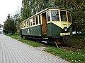 MÁV Hungaria B.vill 812., Nyíregyháza. A város útjain közlekedve... - panoramio - Szemes Elek (93).jpg